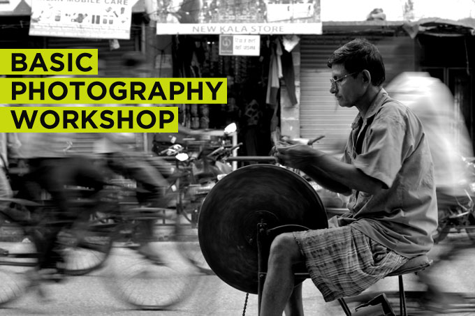 Basic Photography Workshop